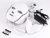 Masca faciala cosmetica LED 7in1 pt. ten acnee pete riduri