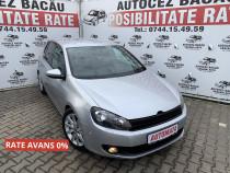 Volkswagen Vw Golf 6-Benzina-AUTOMATA dsg-RATE-