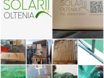 Solare pentru gradina 3,4,6 m latime