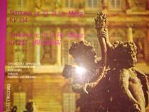 Mozart-simfoniile 21 și 31, vinil