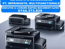 Reparatii imprimante EcoTank CISS in Bucuresti si Ilfov