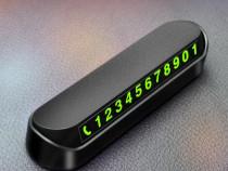 Suport Numar Telefon Retractabil
