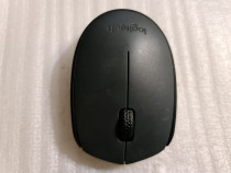 Mouse wireless Logitech M170, Grey optic, fara fir, USB