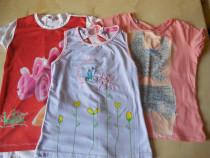 Lot 3 bluze de vara marimea 148