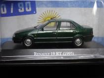 Macheta Renault 19 Chamade RT 1995 Altaya 1:43