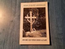 Gand si fapta legionara pt. cei viteji zidim altare