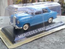 Macheta Mercedes 180 Ponton W120 - IXO/DeAgostini 1/43