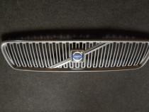Volvo S40 V50 grila motor originala echipata cu emblema
