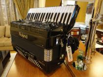 Acordeon Electronic Roland Fr7x Nou!!!
