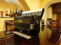 Acordeon Electronic Roland Fr7 Personalizat Fr7x!