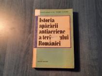 Istoria apararii antiaeriene e teritoriului Romaniei Cutoiu