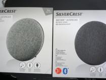 Boxe Bluetooth noi, sunet clar, bass placut