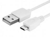 Cablu Micro Usb Fast Charge Alb 120cm