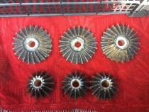 Roti dintate (pinioane cazan tuica) piese turnate din bronz