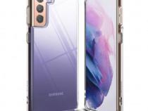 Husa Telefon Silicon Samsung Galaxy S21+ g996 5G Clear