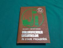 Valorificarea legumelor în stare proaspătă/ ion ceaușescu/ 1