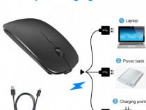 Mouse Ultra Silentios Slim Hibrid Bluetooth & Wireless