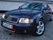 Audi A4 1.9Tdi QUATTRO 4x4 131Cp 6+1Viteze Xenon/Navi/Tempom