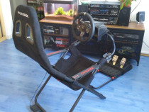Pachet logitech g920 volan + pedale + scaun playseat schimb!