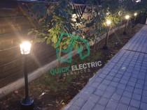 Instalatii electrice interior exterior