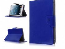 Husa Tableta 7 Inch Model X , Albastru , Tip Mapa C107