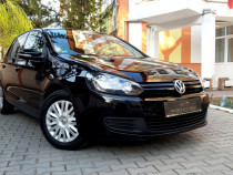 VW Golf Benzina ,euro 5,aer conditionat,anvelope noi