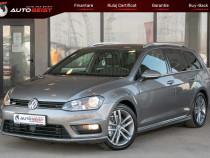 Volkswagen golf 7 break r-line dsg