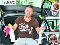 Cosmetician interioare auto max