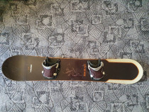 Snowboard head icon 26.1 q.t 162cm + legaturi flow