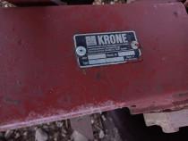 Coasa rotativa Krone 1. 85