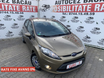 Ford Fiesta 2013-Benzina-E5-Climatronic-RATE-