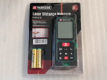 Ruleta Laser Parkside PLEM 50 B2 50m - poze reale