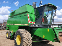 Combina agricola John Deere 2056, AC, revizata, import 2021