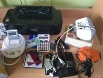 Lot mare electrice , imprimanta , telefoane ,diverse aparate