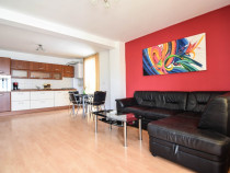Apartament 3 camere vedere frontala Lacul Siutghiol Mamaia