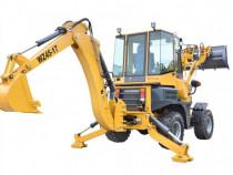 Wola incarcator frontal,excavator picamer hidraulic 0 KM