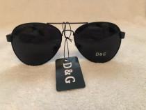 Ochelari de soare Dolce & Gabbana Unisex Negrii D&G
