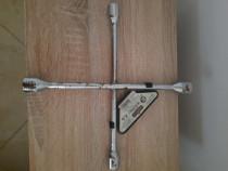 Cheie roti in cruce - coarba