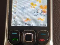 Nokia 6303 Silver - 2008 - Orange RO