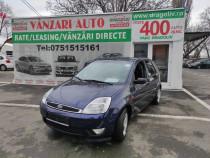 Ford Fiesta,1.4Benzina,2003,AC,Finantare Rate