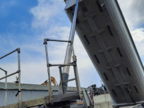 Cilindru basculare cap tractor 40 tone