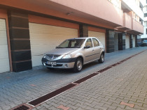 Dacia Logan 1.6 benzina, 85.000 km, euro 4