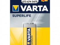 Baterie Varta 9 Volti, telecomanda jucarie,aparat masura,etc