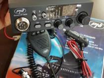 Statie radio CB PNI Escort HP 8000L cu ASQ reglabil, 12V, 4W