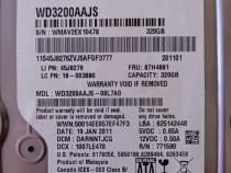 HDD WDC WD3200AAJS-08L7A0 320GB