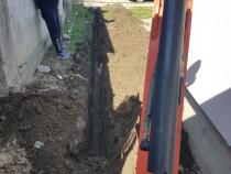 Excavator-Executăm fundații