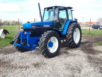 Tractor Ford New Holland 8240 SLE