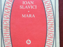 Carte Mara de Ion Slavici