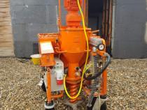 Pompa tencuiala PFT G4 Variante