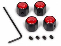 Set 4 Buc Capacele Ventil Oe Ford Performance Negru Lucios